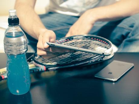 Tennis auf der Next Level Konferenz