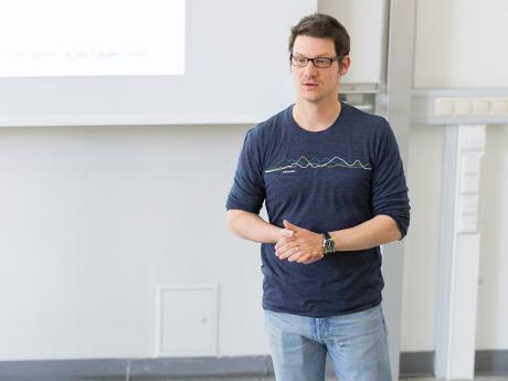 Start von Dr. Torsten Schäfer