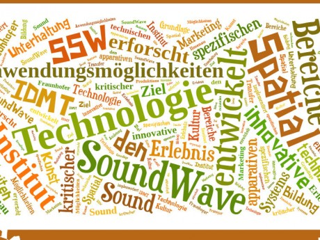 Spatial Sound Award gewann Philipp Boß