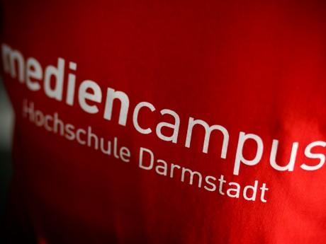 Wissenschaftsminister Boris Rhein besucht Mediencampus