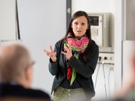 Canan Hastik gewinnt Marianne-Englert-Preis 2012