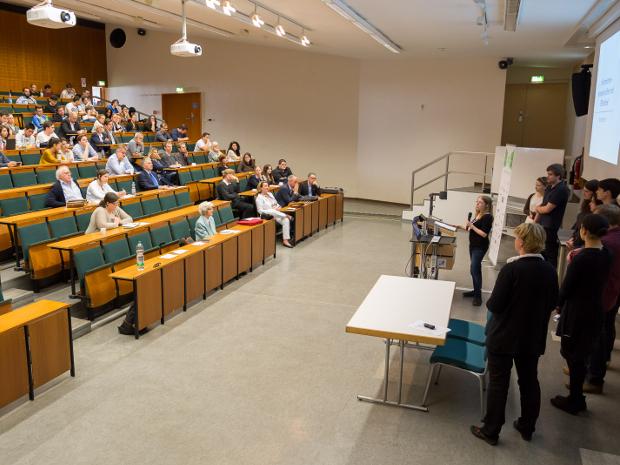 Darmstädter Symposium Informationswissenschaft 2015