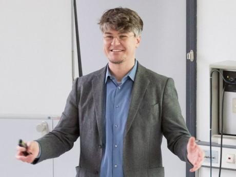 Lars Rademacher ist neuer Leiter des Promotionszentrums Nachhaltigkeitswissenschaften