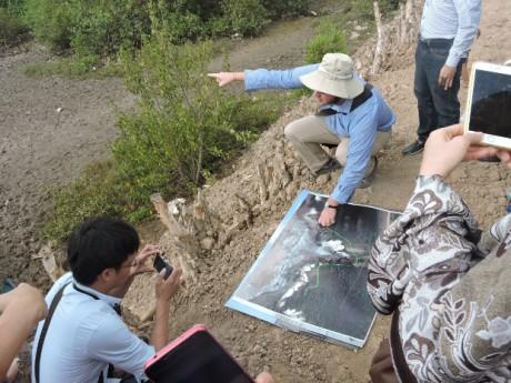 Storytelling und Klimawandel: ikum-Forschung in Vietnam geht weiter