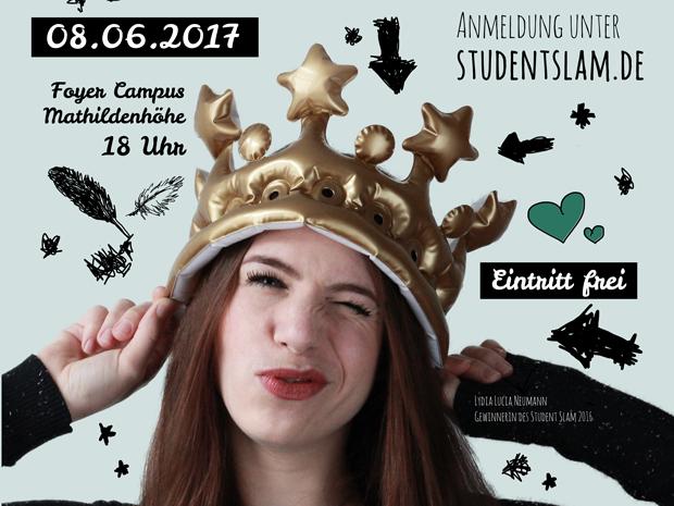 Student Slam Darmstadt 2017