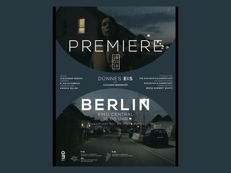 """Narrativer Kurzfilm """"Dünnes Eis"""" wird auf internationalen Festivals aufgeführt"""