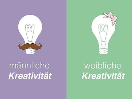 Geschlechtsunterschiede in der Kreativität