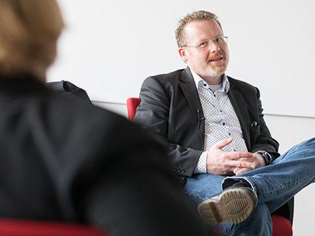 Stefan Schmunk übernimmt Vorsitz bei KIBA