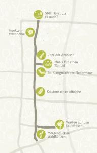 """""""Hörweg"""" Karte"""